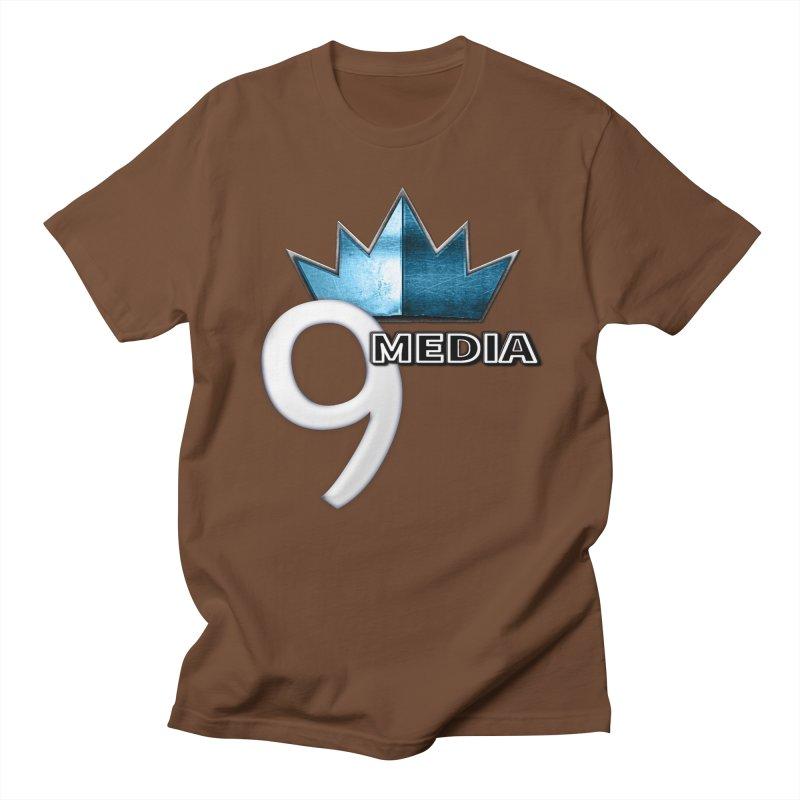 9 Media (Official) Women's Regular Unisex T-Shirt by 9Media's Artist Shop