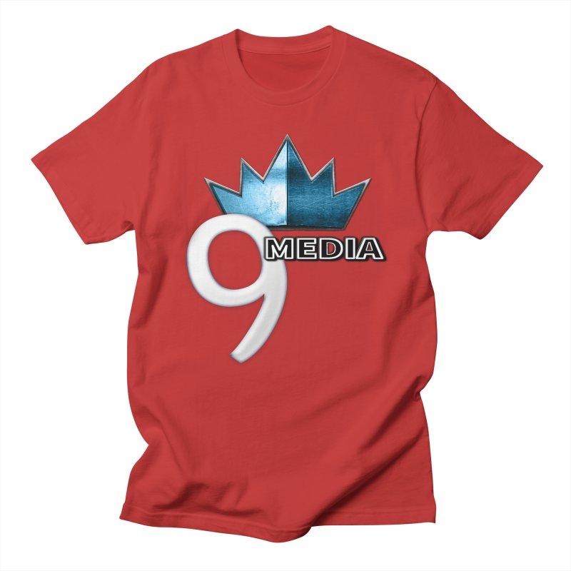9 Media (Official) Women's Unisex T-Shirt by 9Media's Artist Shop