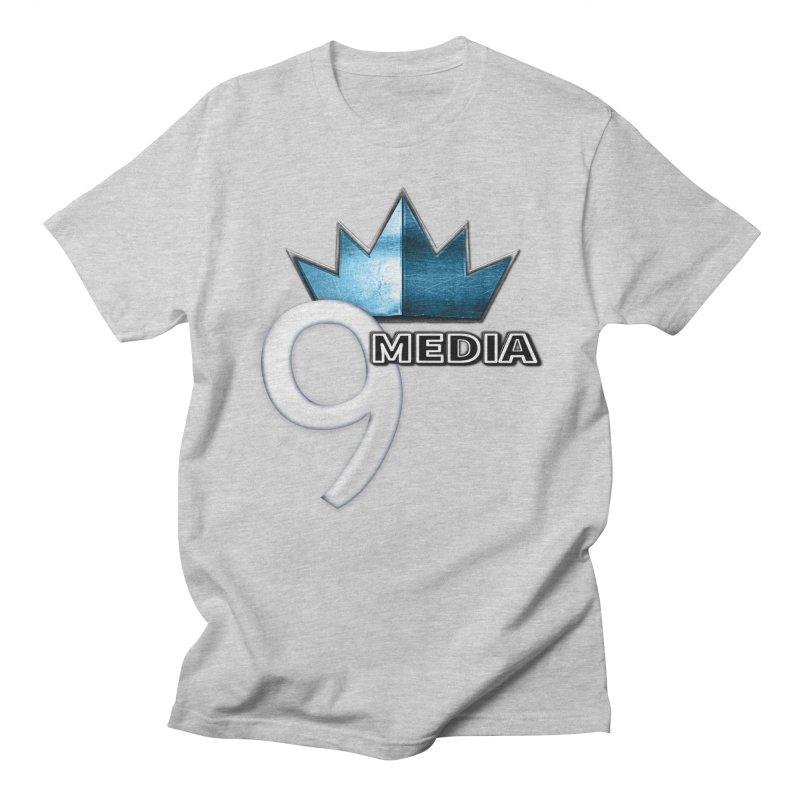 9 Media (Official) Men's Regular T-Shirt by 9Media's Artist Shop