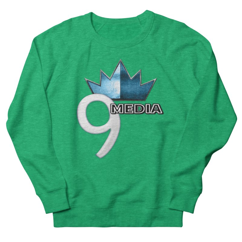 9 Media (Official) Women's Sweatshirt by 9 Media