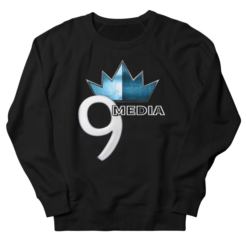 9 Media (Official) Women's French Terry Sweatshirt by 9 Media