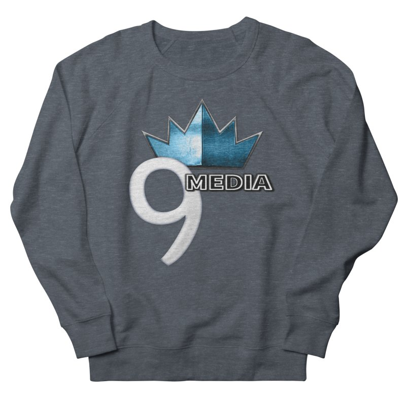 9 Media (Official) Men's Sweatshirt by 9Media's Artist Shop