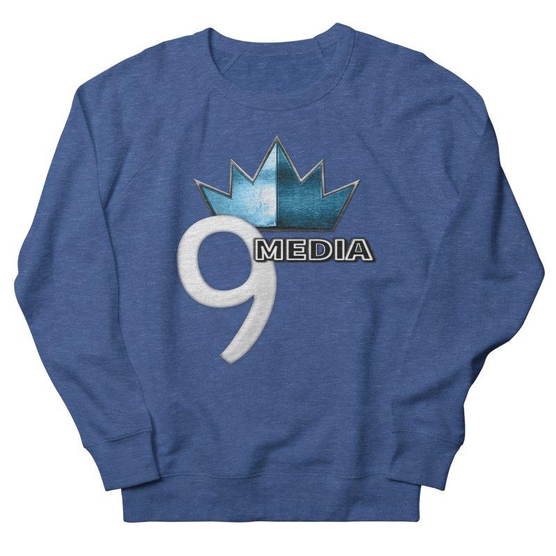9 Media (Official) Men's Sweatshirt by 9 Media