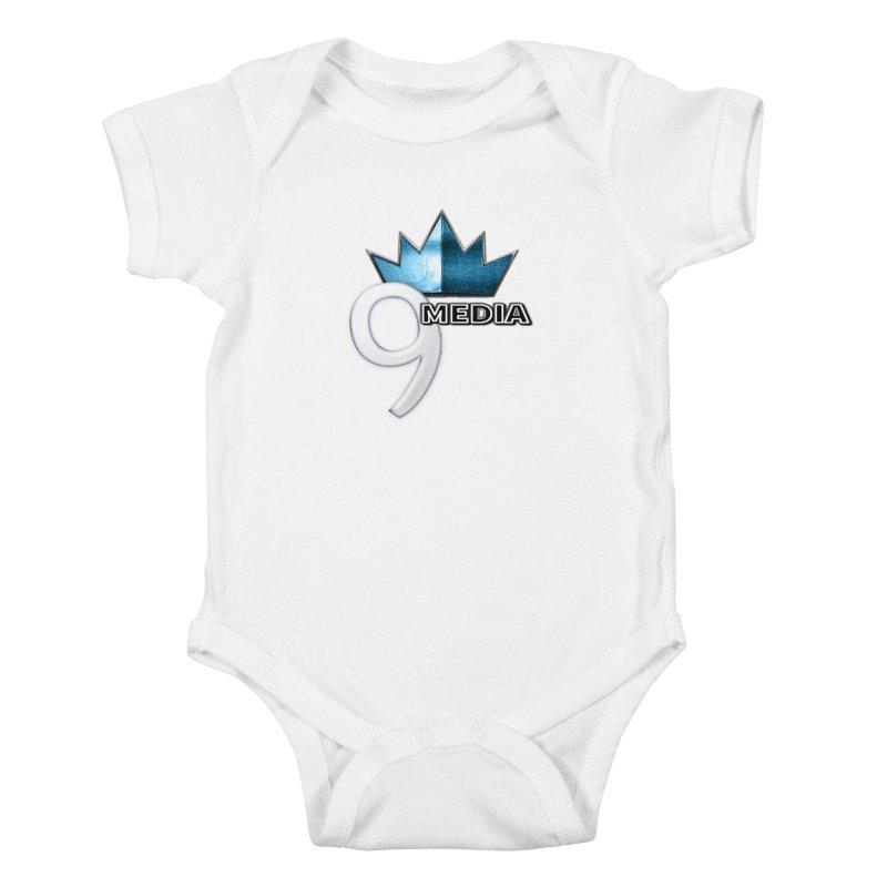 9 Media (Official) Kids Baby Bodysuit by 9 Media