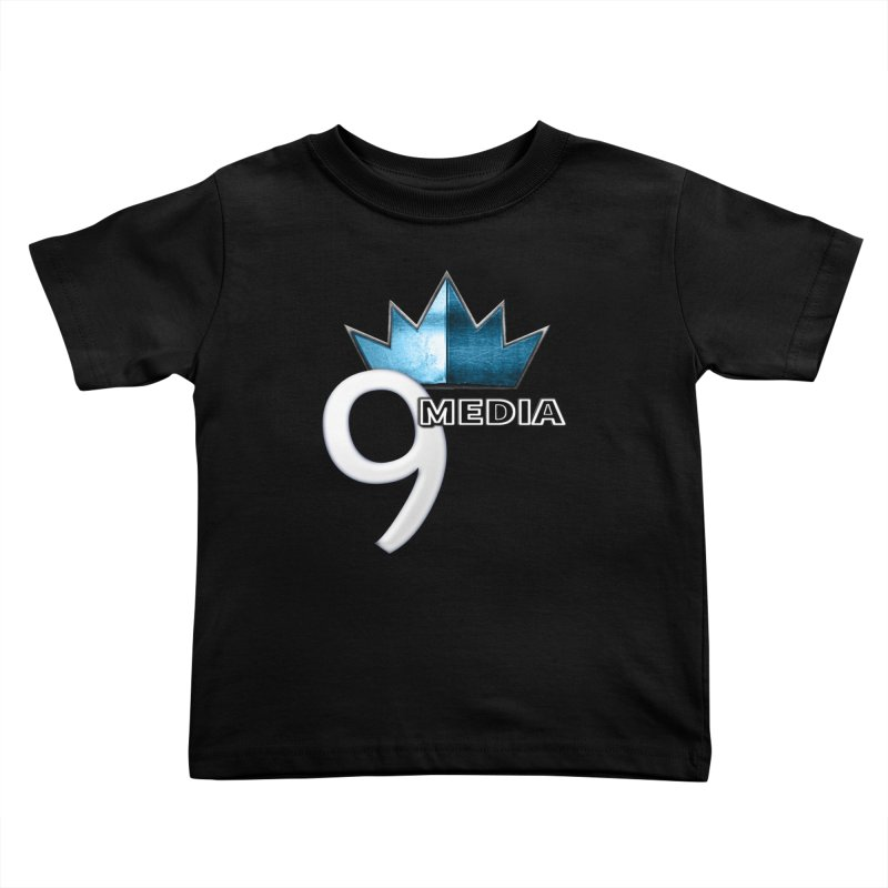 9 Media (Official) Kids Toddler T-Shirt by 9 Media