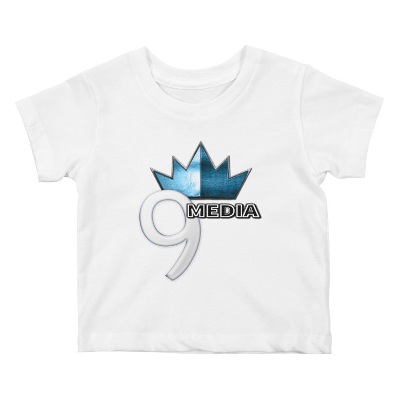9 Media (Official) Kids Baby T-Shirt by 9 Media