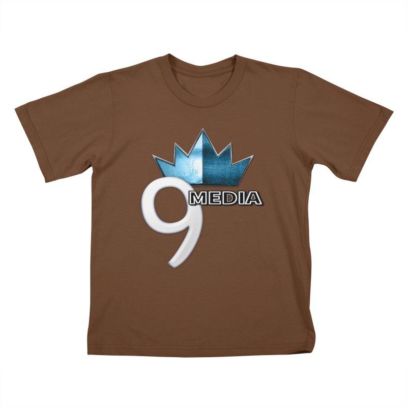 9 Media (Official) Kids T-shirt by 9Media's Artist Shop
