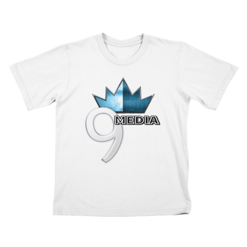 9 Media (Official) Kids T-Shirt by 9 Media