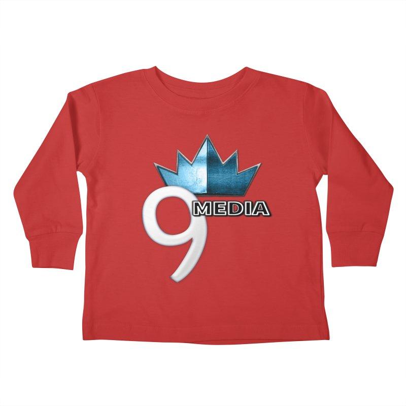 9 Media (Official) Kids Toddler Longsleeve T-Shirt by 9Media's Artist Shop