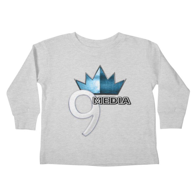 9 Media (Official) Kids Toddler Longsleeve T-Shirt by 9 Media