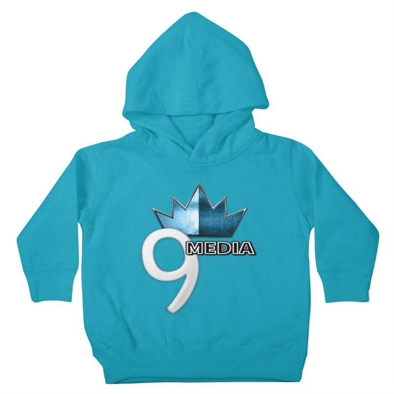 9 Media (Official) Kids Toddler Pullover Hoody by 9Media's Artist Shop
