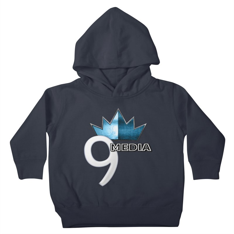 9 Media (Official) Kids Toddler Pullover Hoody by 9 Media