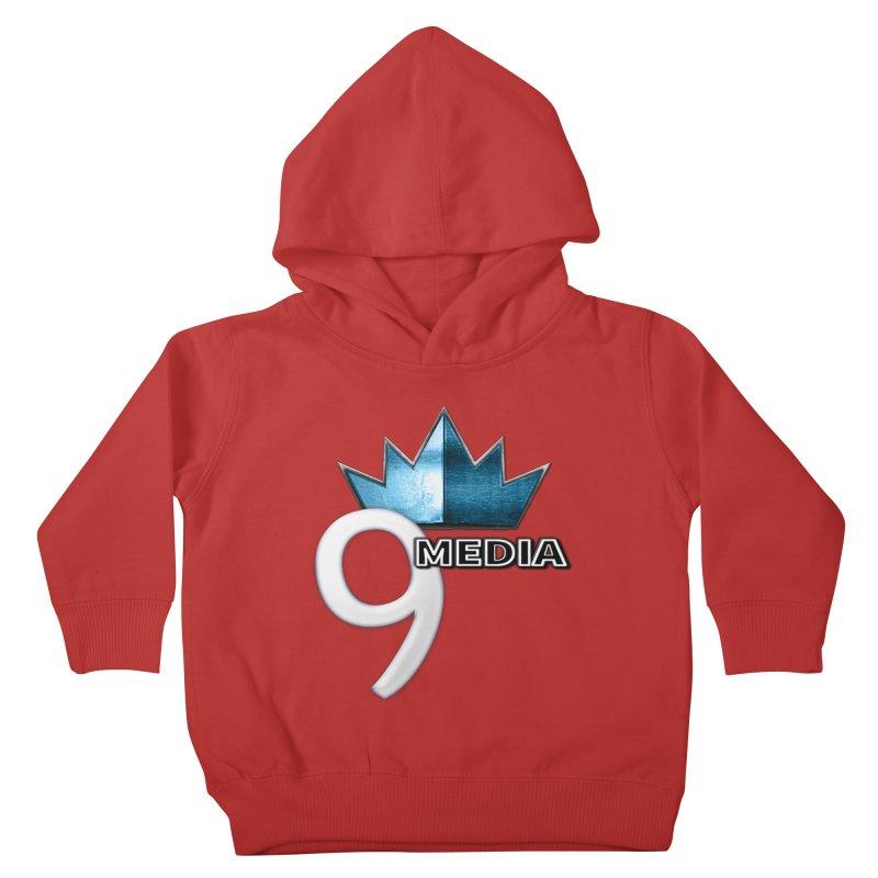 9 Media (Official) Kids Toddler Pullover Hoody by 9Media's Artist Shop