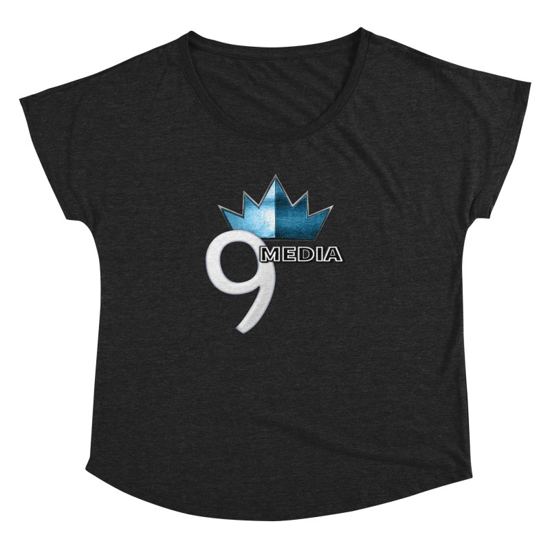 9 Media (Official) Women's Dolman by 9Media's Artist Shop