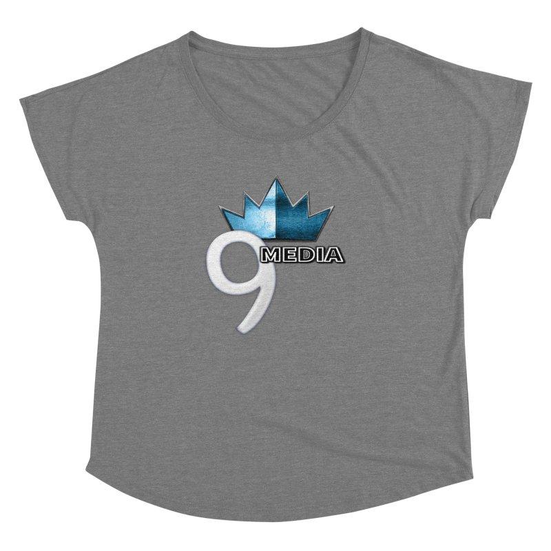 9 Media (Official) Women's Dolman by 9Media's Artist Shop