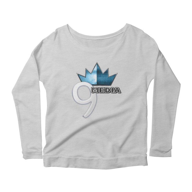 9 Media (Official) Women's Scoop Neck Longsleeve T-Shirt by 9Media's Artist Shop