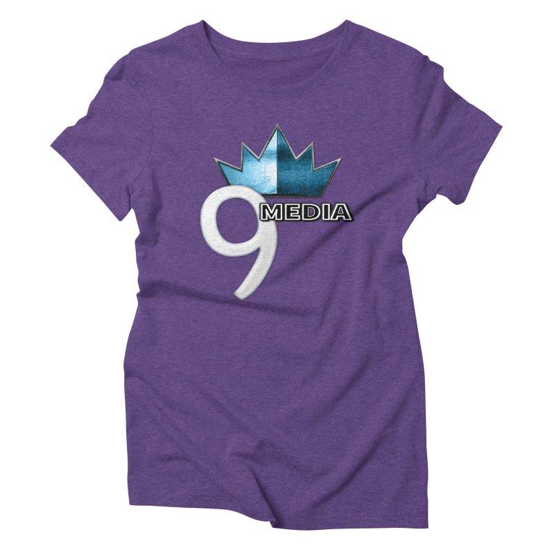 9 Media (Official) Women's Triblend T-shirt by 9Media's Artist Shop