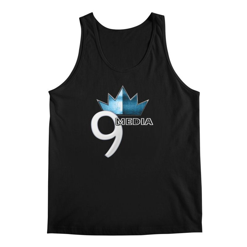 9 Media (Official) Men's Tank by 9Media's Artist Shop