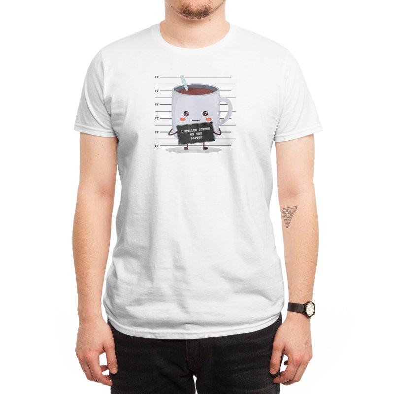 Mug shot Men's T-Shirt by 9Tees