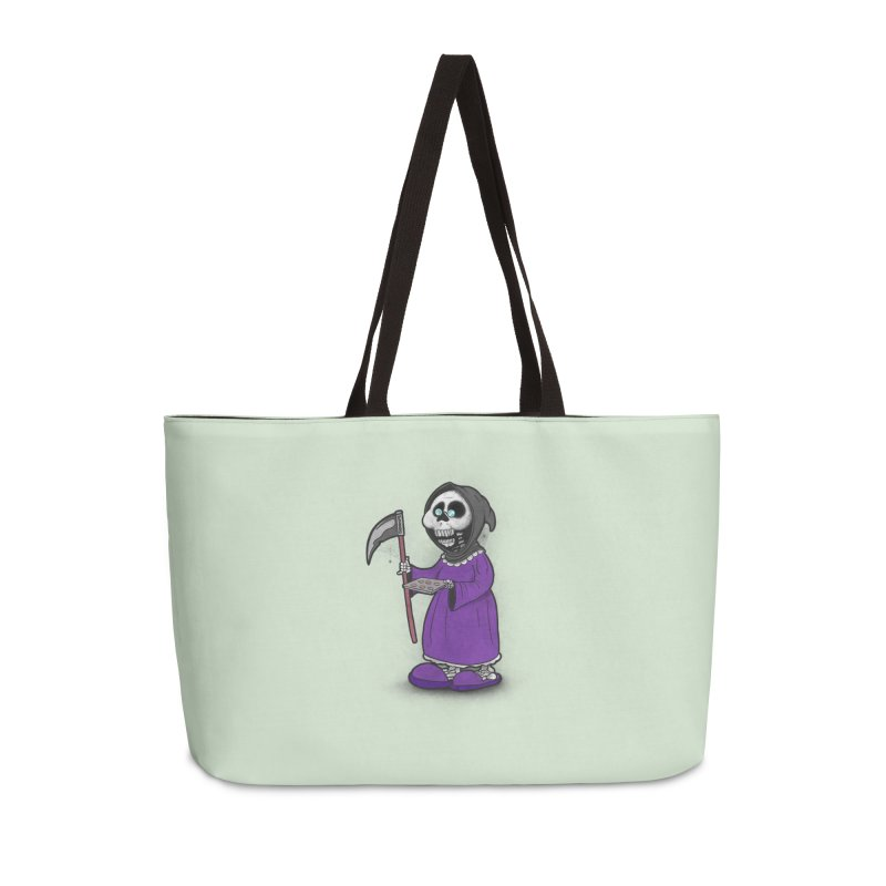 Gram Reaper Accessories Weekender Bag Bag by 9th Mountain Threads