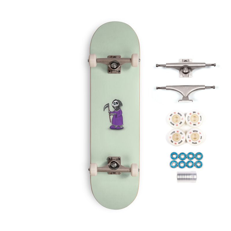 Gram Reaper Accessories Complete - Premium Skateboard by 9th Mountain Threads