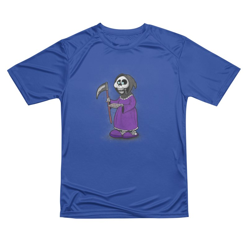Gram Reaper Women's Performance Unisex T-Shirt by 9th Mountain Threads