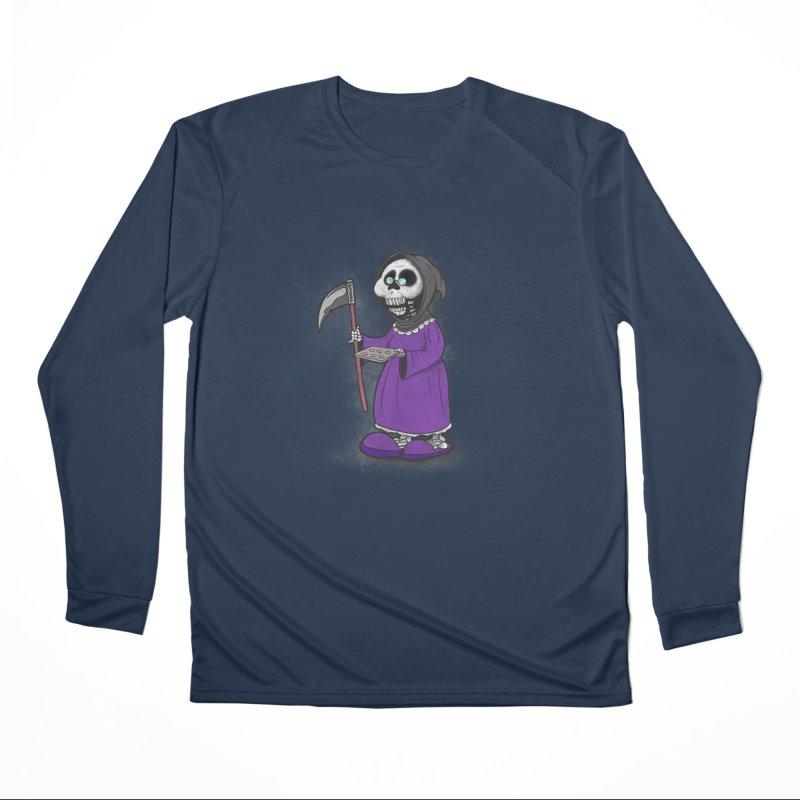 Gram Reaper Men's Performance Longsleeve T-Shirt by 9th Mountain Threads
