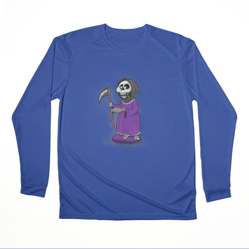 Gram Reaper Women's Performance Unisex Longsleeve T-Shirt by 9th Mountain Threads