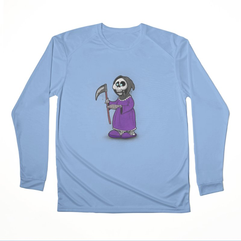 Gram Reaper Women's Performance Unisex Longsleeve T-Shirt by 9th Mountain Threads