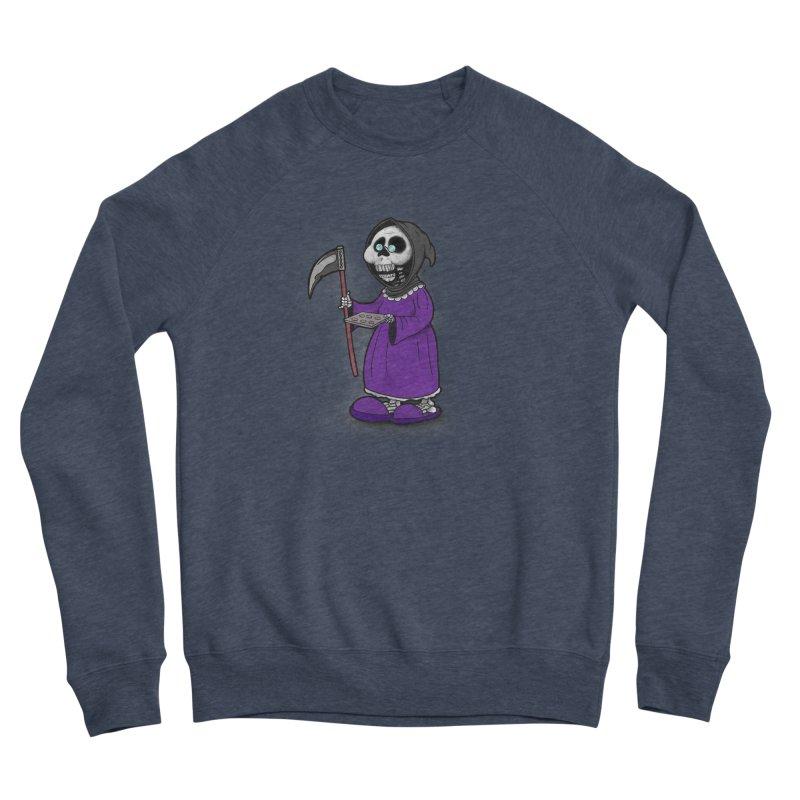 Gram Reaper Men's Sponge Fleece Sweatshirt by 9th Mountain Threads