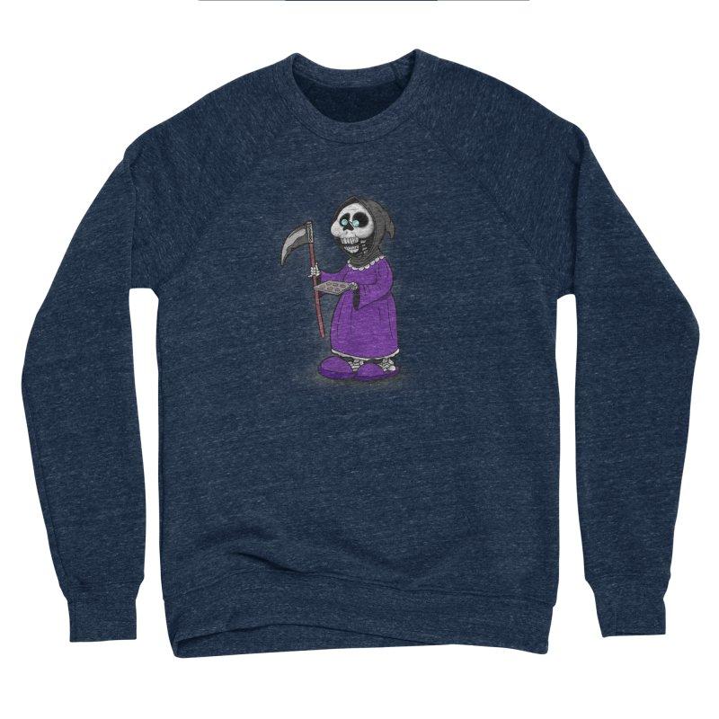 Gram Reaper Women's Sponge Fleece Sweatshirt by 9th Mountain Threads