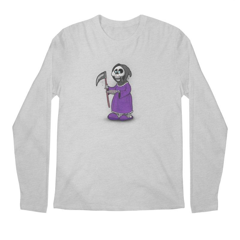 Gram Reaper Men's Regular Longsleeve T-Shirt by 9th Mountain Threads