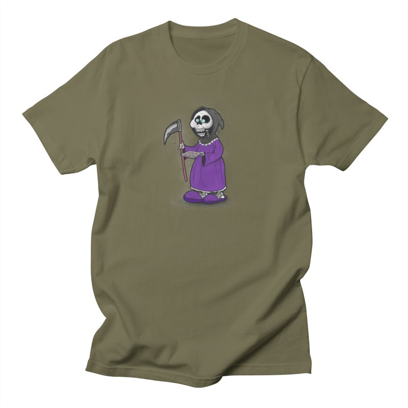 Gram Reaper Women's Regular Unisex T-Shirt by 9th Mountain Threads