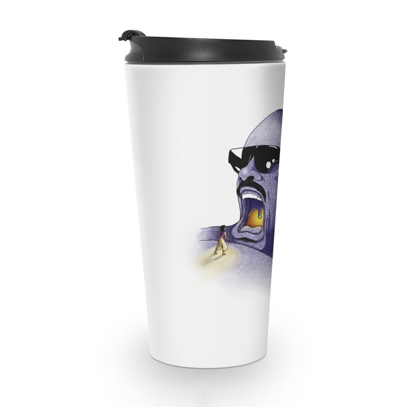 Cave of Wonder Accessories Travel Mug by 9th Mountain Threads