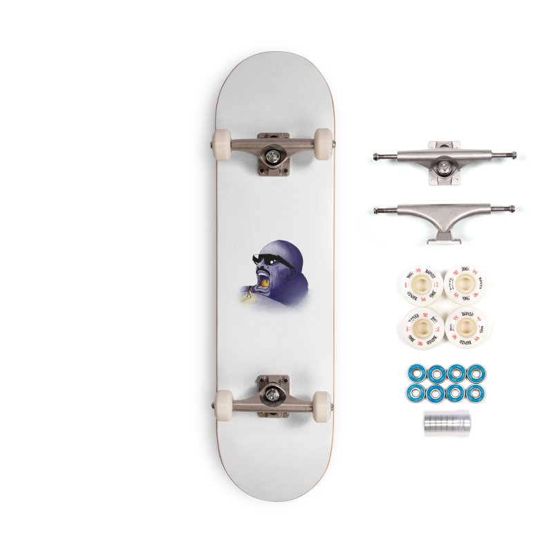 Cave of Wonder Accessories Complete - Premium Skateboard by 9th Mountain Threads