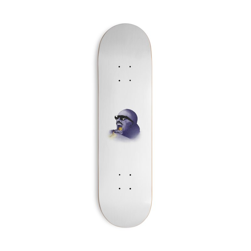 Cave of Wonder Accessories Deck Only Skateboard by 9th Mountain Threads