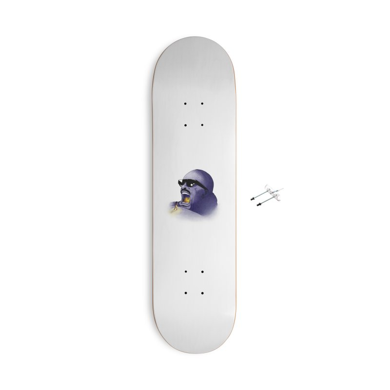 Cave of Wonder Accessories With Hanging Hardware Skateboard by 9th Mountain Threads