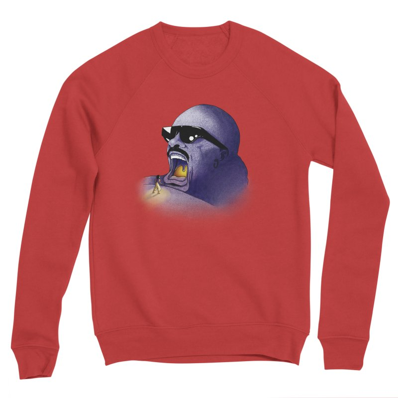 Cave of Wonder Men's Sponge Fleece Sweatshirt by 9th Mountain Threads