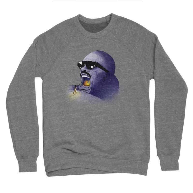 Cave of Wonder Women's Sponge Fleece Sweatshirt by 9th Mountain Threads