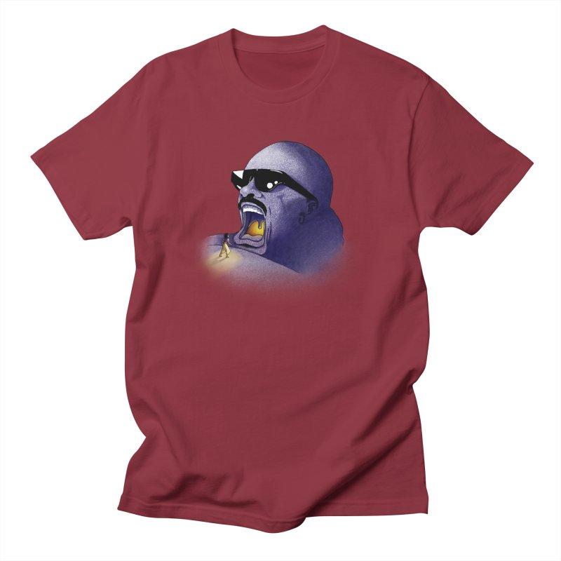 Cave of Wonder Men's Regular T-Shirt by 9th Mountain Threads