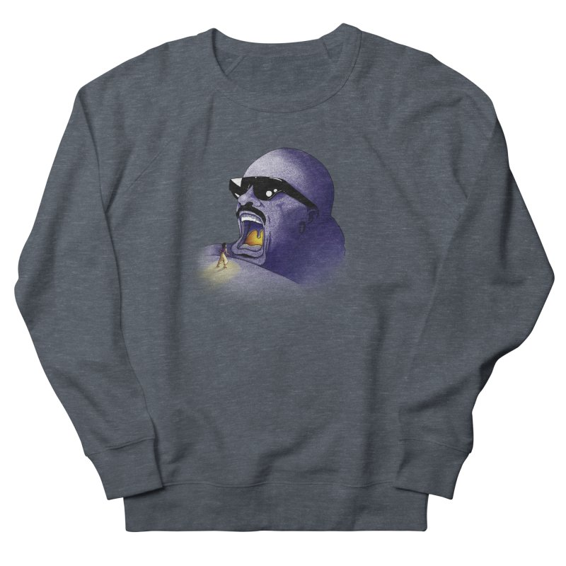 Cave of Wonder Women's French Terry Sweatshirt by 9th Mountain Threads