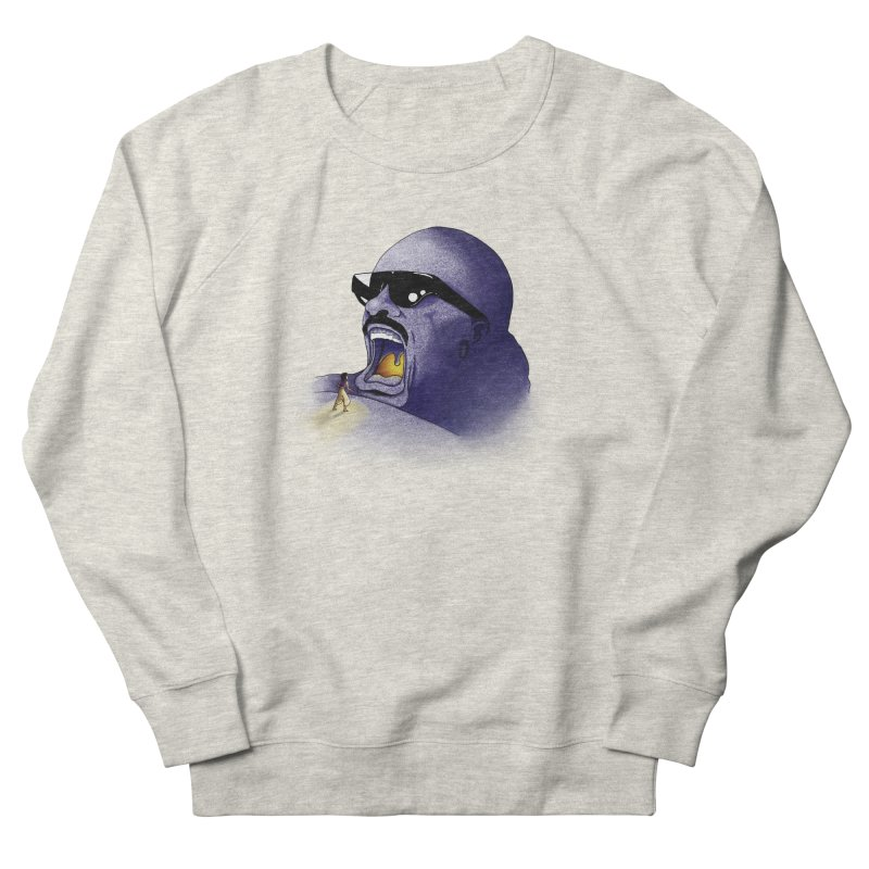Cave of Wonder Men's French Terry Sweatshirt by 9th Mountain Threads