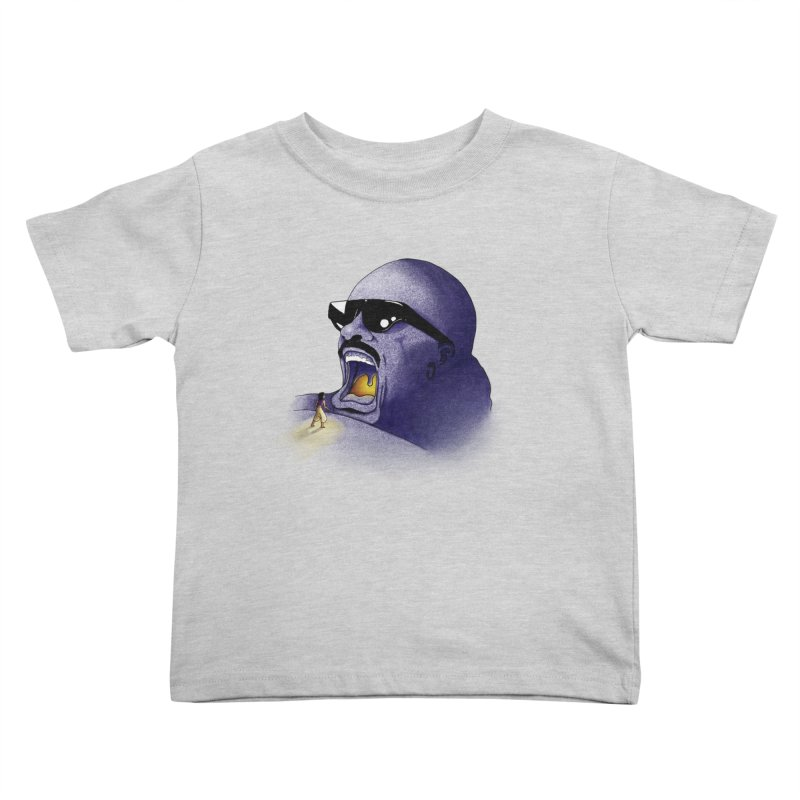 Cave of Wonder Kids Toddler T-Shirt by 9th Mountain Threads