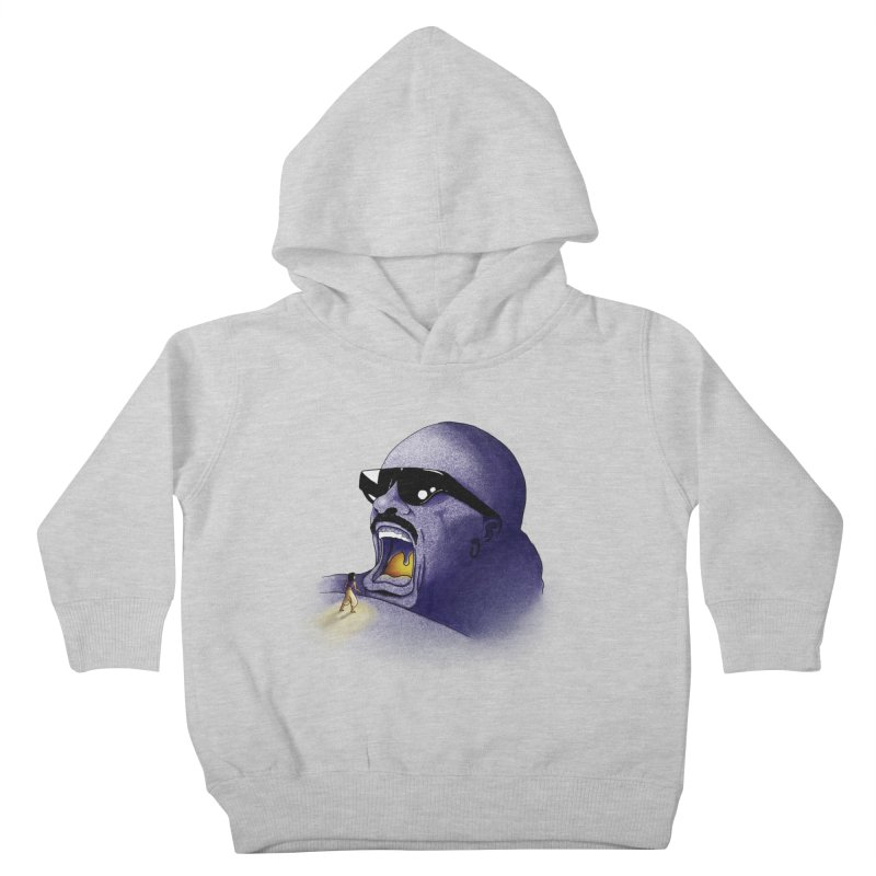 Cave of Wonder Kids Toddler Pullover Hoody by 9th Mountain Threads