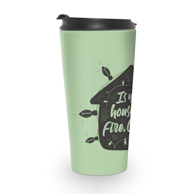 Aunt Bethany Accessories Travel Mug by 9th Mountain Threads