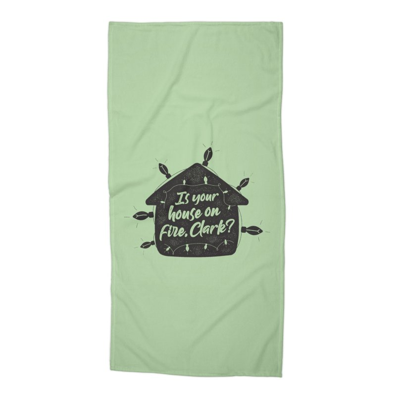 Aunt Bethany Accessories Beach Towel by 9th Mountain Threads