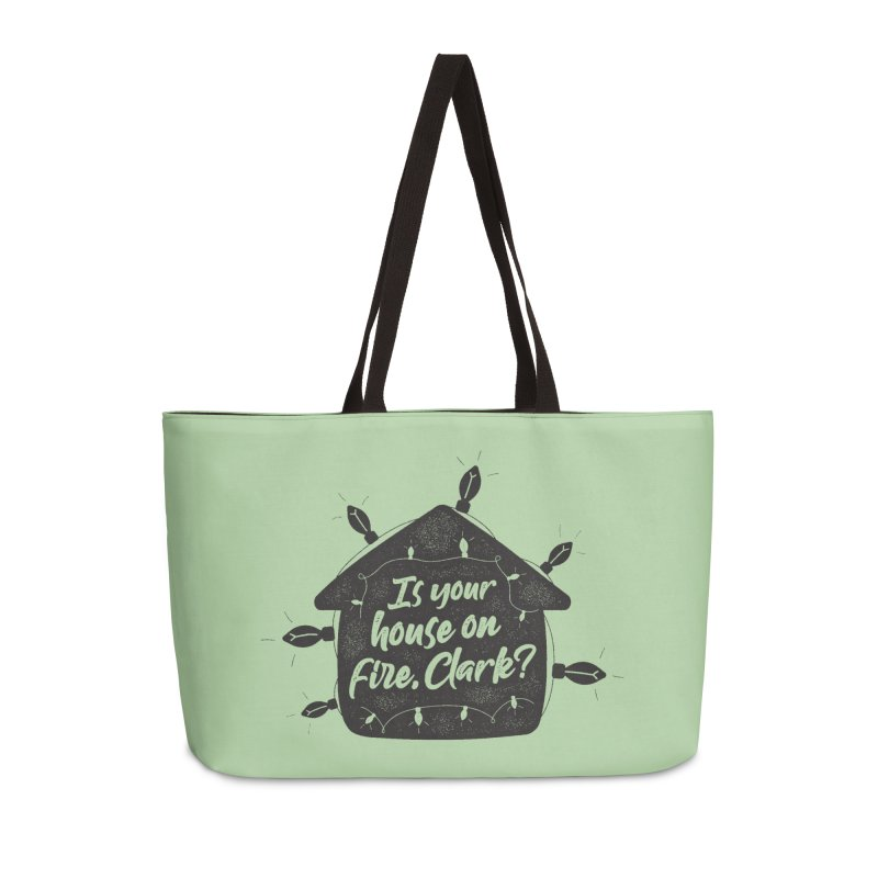 Aunt Bethany Accessories Weekender Bag Bag by 9th Mountain Threads
