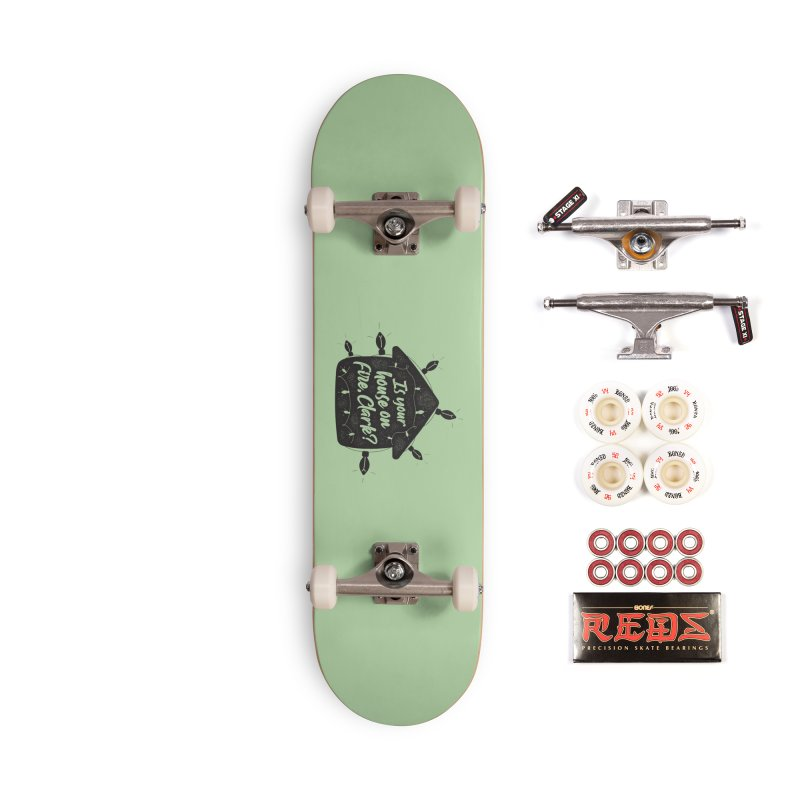 Aunt Bethany Accessories Complete - Pro Skateboard by 9th Mountain Threads