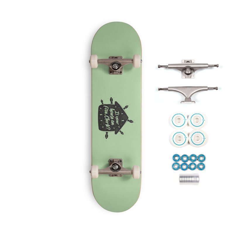 Aunt Bethany Accessories Complete - Basic Skateboard by 9th Mountain Threads