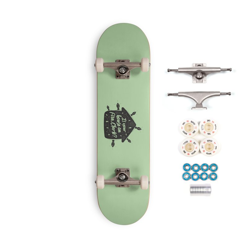 Aunt Bethany Accessories Complete - Premium Skateboard by 9th Mountain Threads